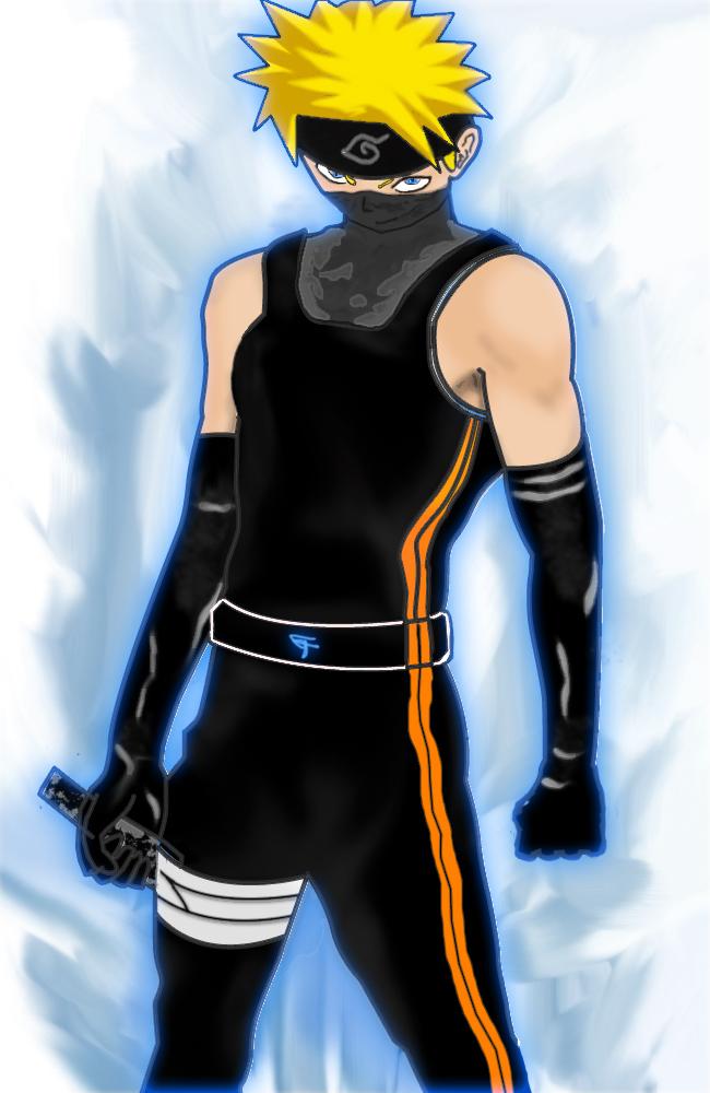 Naruto As A Anbu Anbu Armor Related Key...