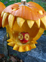 pumpkin by istealurface
