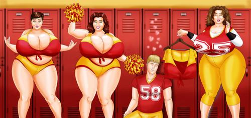 The Sudden MILF 3: Cheerleader Days