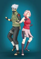 CM: Kakashi and Sakura