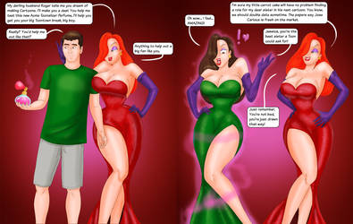 CM: A Deal With Jessica Rabbit