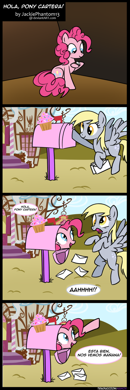Hola Pony cartera! by nnxmnd