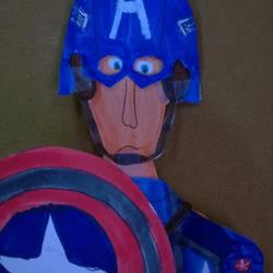 Captain America by movieman410