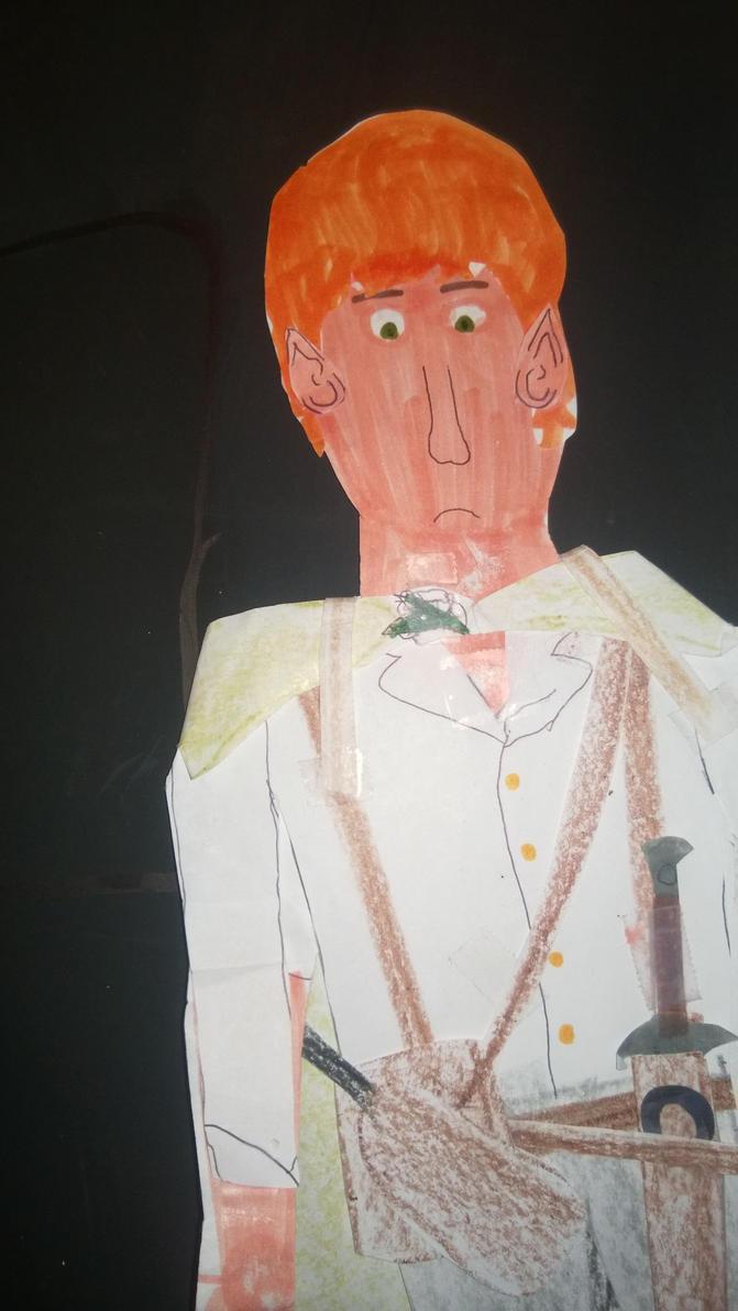 Sean Astin as Sam by movieman410