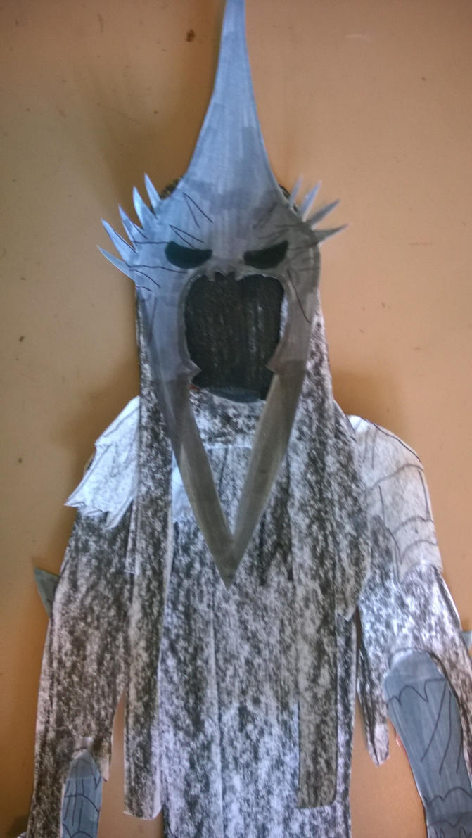 The Witch-King of Angmar by movieman410