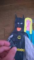 Batman and Vicki Vale by movieman410