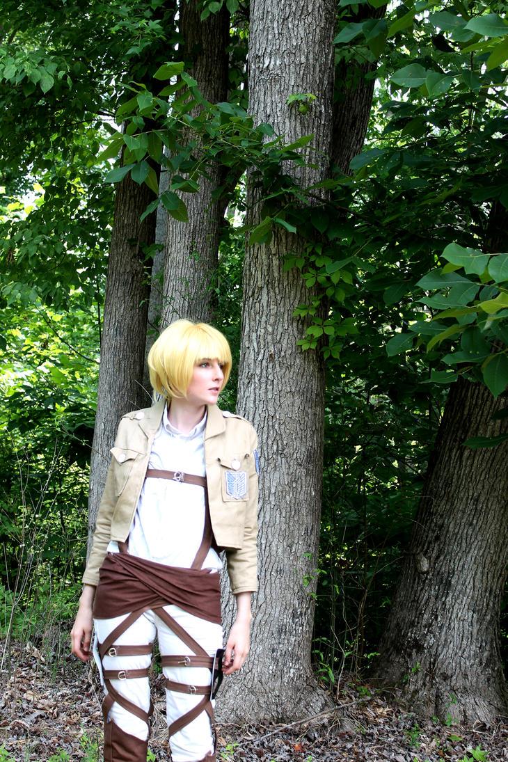 Armin Arlelt by Starlightpharah