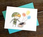 Zelda Toon Link Birthday