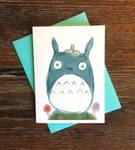 Totoroscape