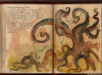 Swooping Tree::Field studies by BonePileStudio