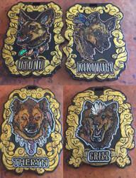 Goldleaf badges