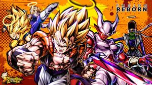 Dragon Ball Legends - Fusion Reborn
