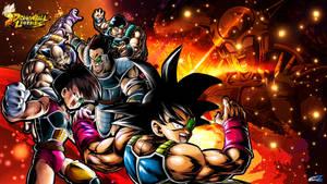 Dragon Ball Legends - Team Bardock