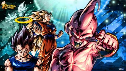 Dragon Ball Legends - You Are No.1!