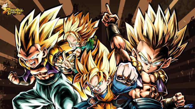Dragon Ball Legends - Gotenks