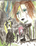 S-Concious - Malice Mizer by twistedguilt
