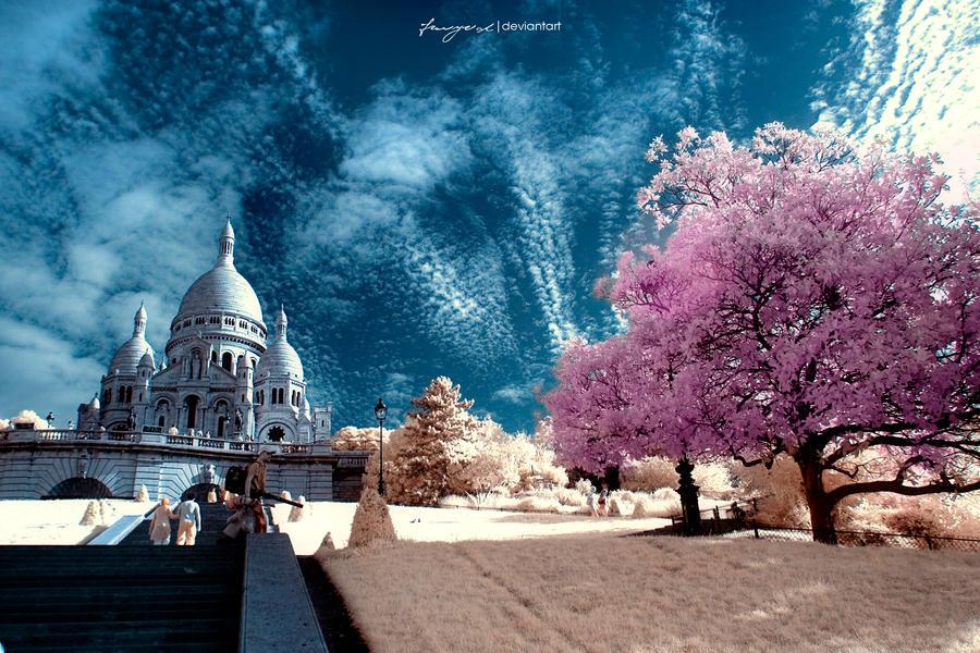 Basilika Sacre Coeur by Feryzal