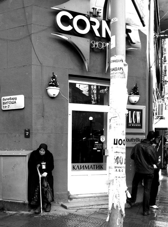 The Corner Shop by Sentrix