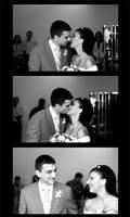 Kiss, kiss... kiss, kiss. by Sentrix