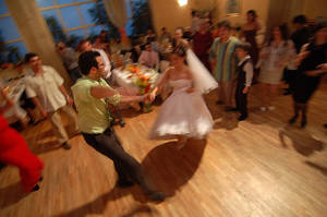 The Wild Wedding II by Sentrix