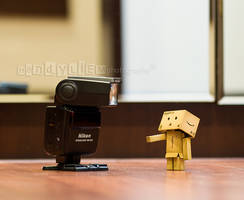 Hi, my name is Danbo.. by 800ZZ