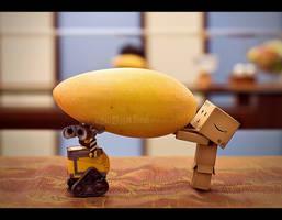 Let's make ice mango.. by 800ZZ