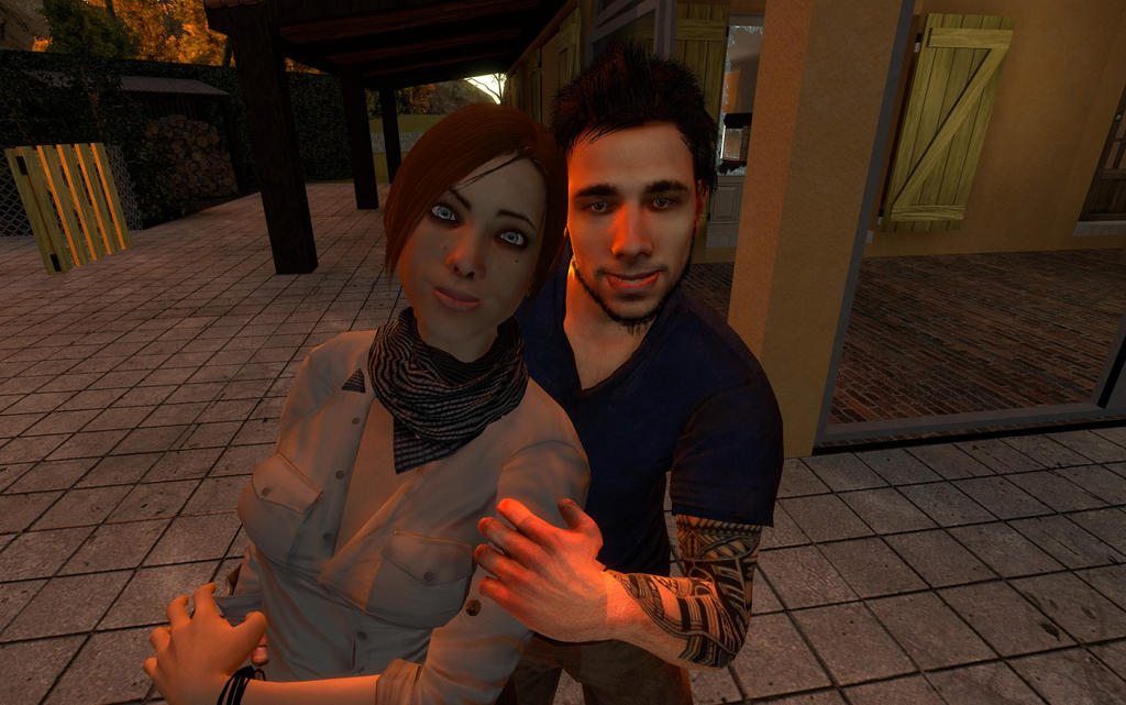 Liza Snow And Jason Brody By Hospi77 On Deviantart