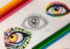 Eyes by SoReit