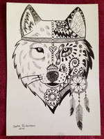 Wolf by SoReit