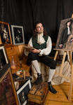 The Painter by paul-rosenkavalier