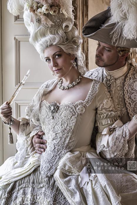 Le couple blanc by massimomalvestio