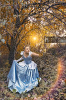 Idril as Cinderella