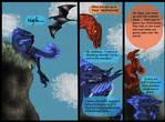 The Flight of Raptors
