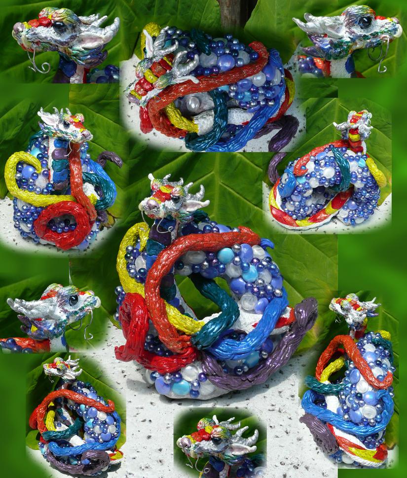 Lengjing Tianlong by Eviecats