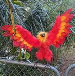 Phoenix Art Doll