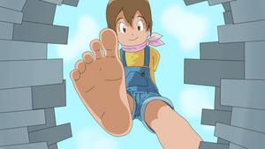 Kari foot POV