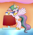 EQD NATG2020 Day 4: Princess Celestia