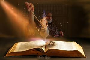 The Wizard's Key by emilieleger