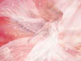 Angel by emilieleger
