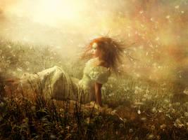 Dandelion by emilieleger