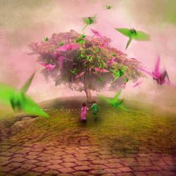Like Paper Birds