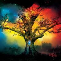 Starlight Ritual EP - Cover illustration