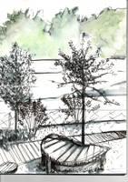 Jardin Flottant by Crazyrockgirl
