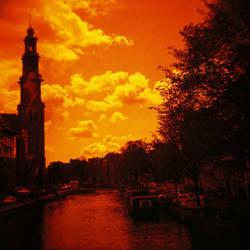 Amsterdam sunshine by Crazyrockgirl