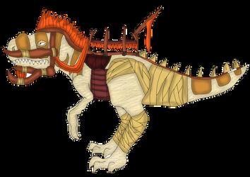 Tyrannosaurus Rex Titan +OLD+ by Sqilly