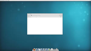 My elementary desktop
