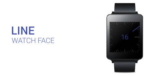 Line Watch Face