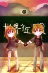 How To Sekai Seifuku by jooweeuh