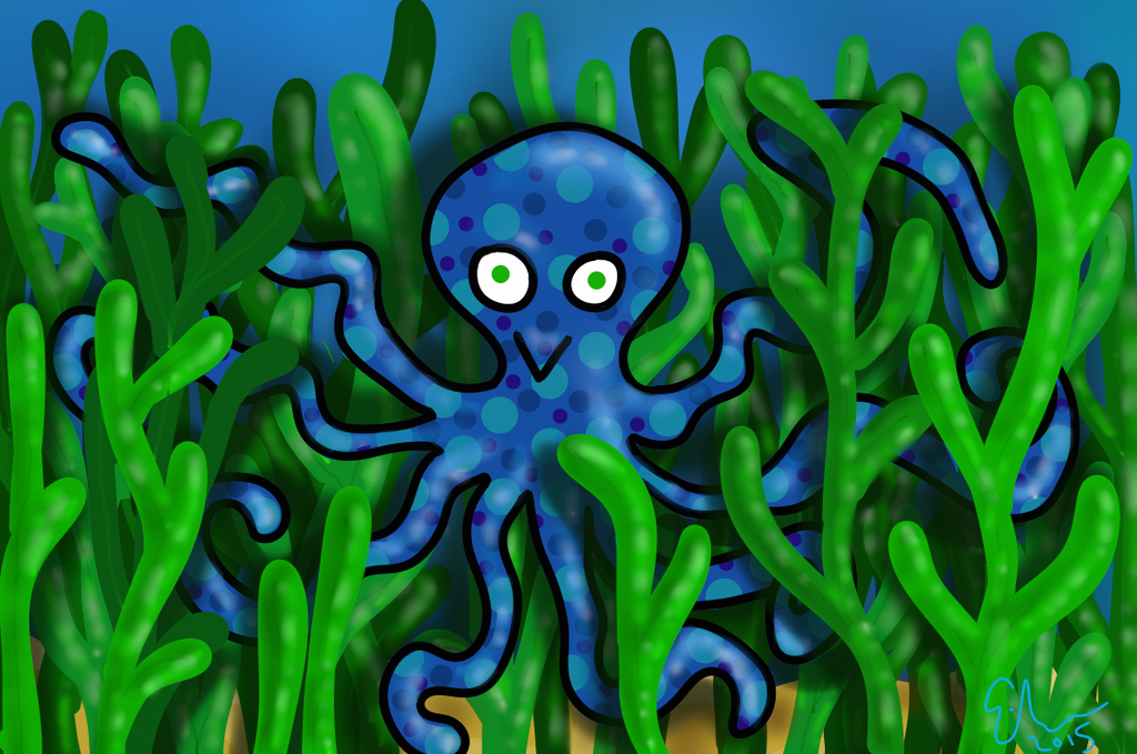 Octopus by ramond997