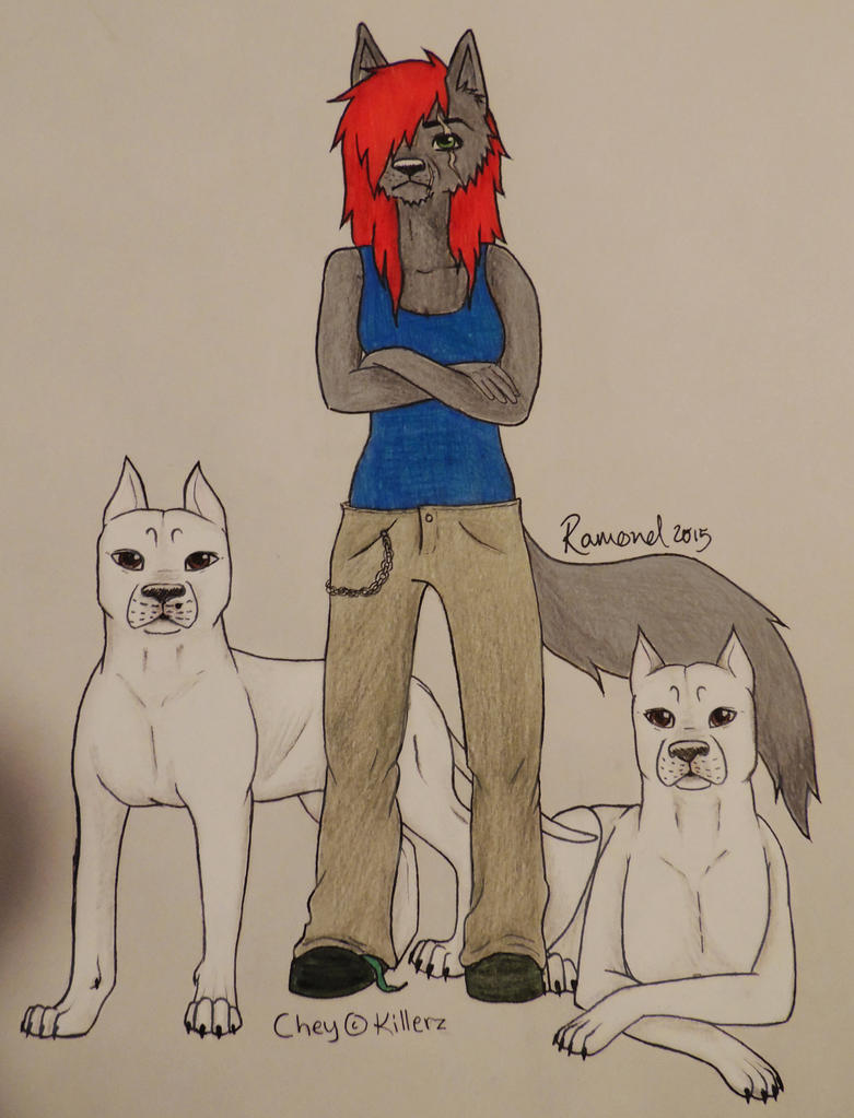 Me and my gang by ramond997